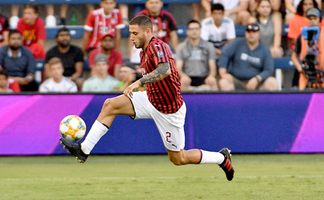 Inter Milan vs. AC Milan - 2/9/20 Serie A Soccer Pick, Odds & Prediction