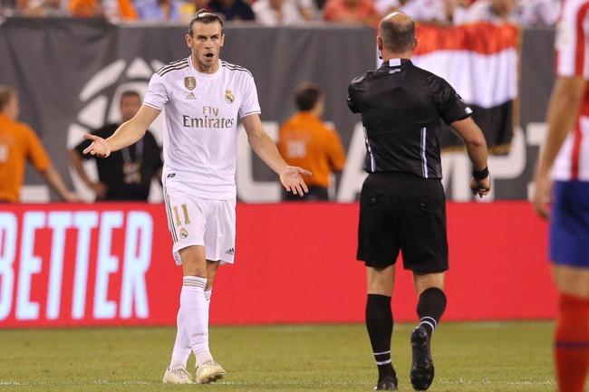 Alaves vs. Real Madrid - 11/30/19 La Liga Soccer Pick, Odds, and Prediction