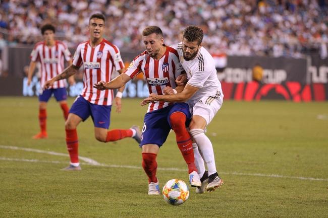 Real Madrid vs. Atletico Madrid - 2/1/20 La Liga Soccer Pick, Odds & Prediction