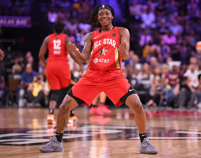 Indiana Fever vs. Connecticut Sun - 9/8/19 WNBA Pick, Odds, and Prediction