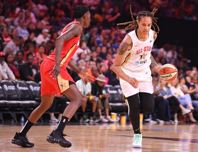Phoenix Mercury vs. Connecticut Sun - 8/14/19 WNBA Pick, Odds, and Prediction
