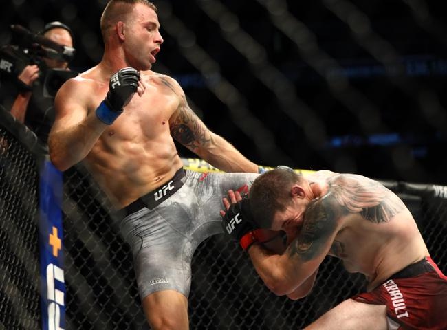 Marc-Andre Barriault vs. Oskar Piechota  - 6/20/20 UFC Fight Night 173 Pick and Prediction