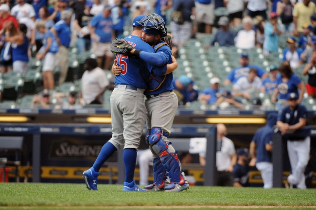 Chicago Cubs vs. Milwaukee Brewers - 8/2/19 MLB Pick, Odds, and Prediction