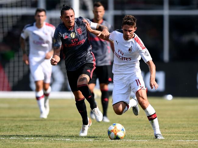 Atalanta vs. AC Milan - 12/22/19 Serie A Soccer Pick, Odds & Prediction