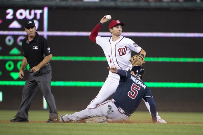 Washington Nationals vs. Atlanta Braves - 7/30/19 MLB Pick, Odds, and Prediction