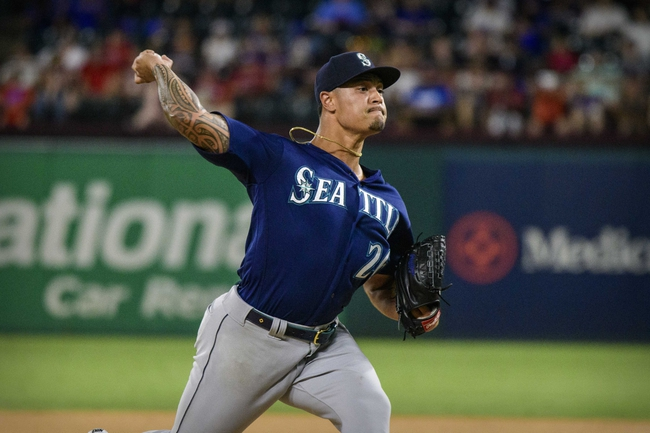 Texas Rangers vs. Seattle Mariners - 7/31/19 MLB Pick, Odds, and Prediction
