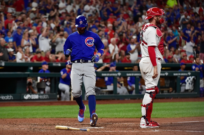 St. Louis Cardinals vs. Chicago Cubs - 8/1/19 MLB Pick, Odds, and Prediction