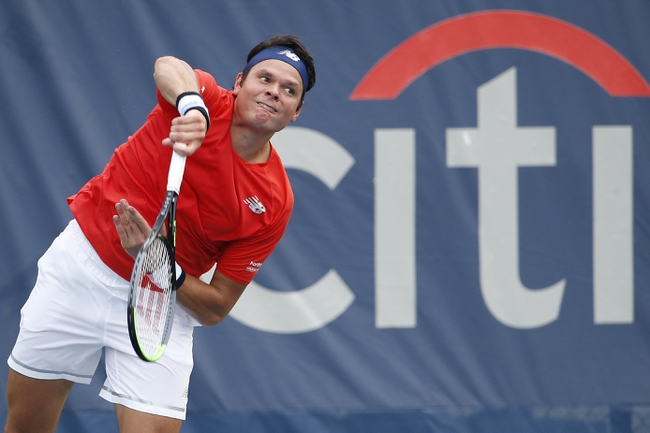 Milos Raonic vs. Soonwoo Kwon - 2/12/2020 New York Open Tennis Pick, Odds, and Prediction