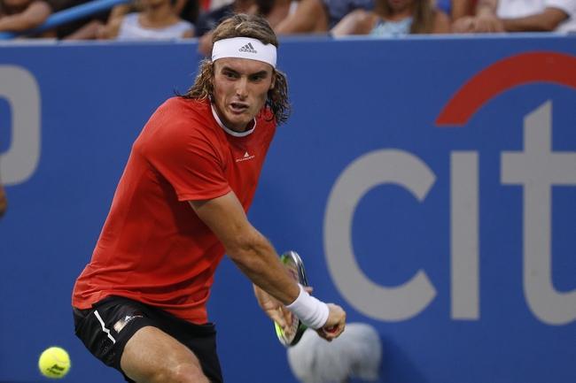 Vienna Open: Stefanos Tsitsipas vs. Grigor Dimitrov 10/29/20 Tennis Prediction