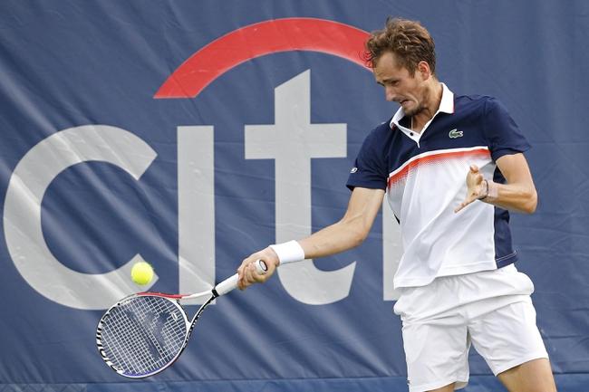 Daniil Medvedev vs. Pedro Martinez Portero - 1/23/20 Australian Open Tennis Pick, Odds, and Prediction