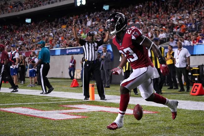 Denver Broncos vs. Atlanta Falcons - 6/10/20 Madden20 NFL Sim Pick, Odds, and Prediction