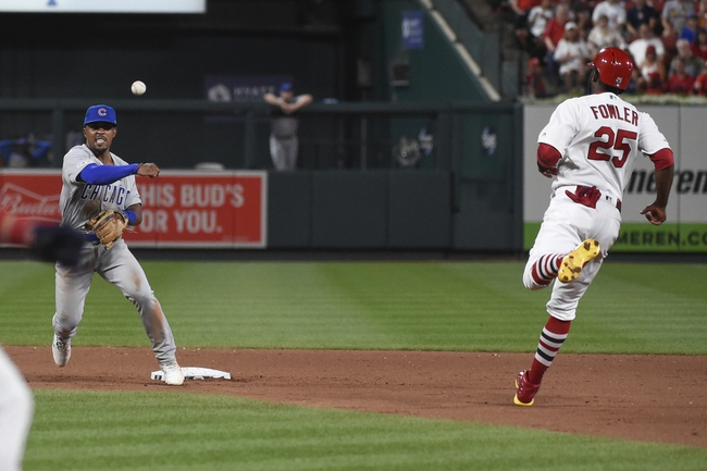 Chicago Cubs vs. St. Louis Cardinals - 9/19/19 MLB Pick, Odds, and Prediction