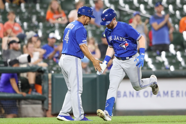 Baltimore Orioles vs. Toronto Blue Jays - 8/2/19 MLB Pick, Odds, and Prediction