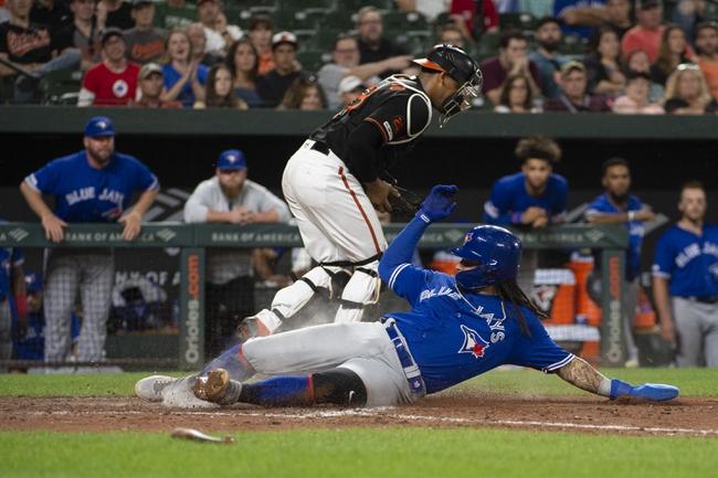Baltimore Orioles vs. Toronto Blue Jays - 8/3/19 MLB Pick, Odds, and Prediction