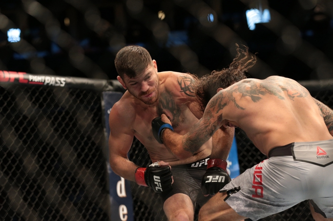 Bobby Green vs. Clay Guida - 6/20/20 UFC Fight Night 173 Pick, Odds, and Prediction