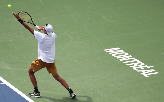 Corentin Moutet vs. Alexei Popyrin - 6/21/20 Ultimate Tennis Showdown Tennis Pick, Odds, and Predictions