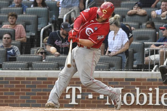Atlanta Braves vs. Cincinnati Reds MLB Wild Card Picks, Odds, and Predictions 9/30/20