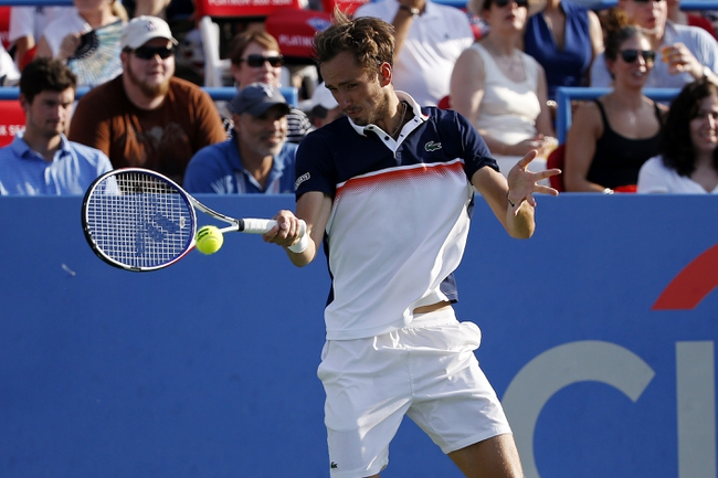 Daniil Medvedev vs. Alexei Popyrin - 1/25/20 Australian Open Tennis Pick, Odds, and Prediction