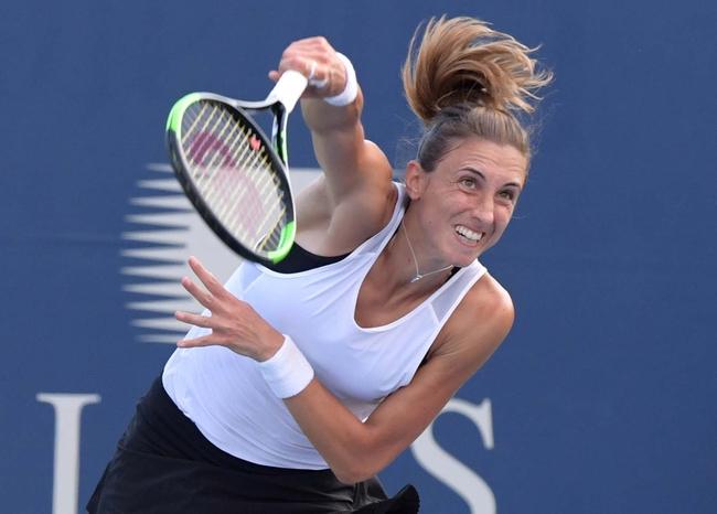 Petra Martic vs. Fiona Ferro - 9/11/19 Zhengzhou Open Tennis Pick, Odds, and Prediction