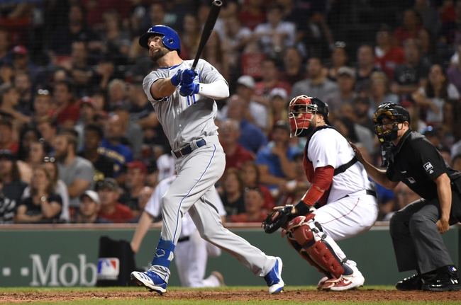 Boston Red Sox vs. Kansas City Royals - 8/6/19 MLB Pick, Odds, and Prediction