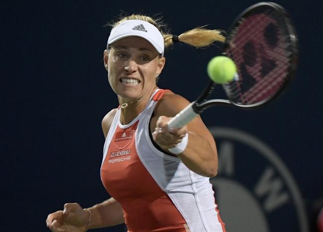 Anett Kontaveit vs. Angelique Kerber - 8/13/19 Cincinnati Open Tennis Pick, Odds, and Prediction