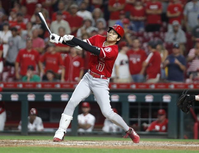 Cincinnati Reds vs. Los Angeles Angels - 8/6/19 MLB Pick, Odds, and Prediction