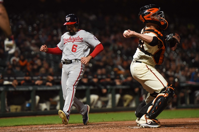 San Francisco Giants vs. Washington Nationals - 8/6/19 MLB Pick, Odds, and Prediction