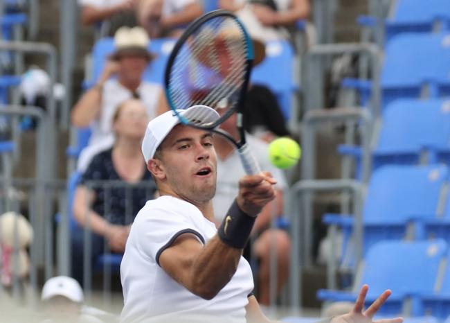 Borna Coric vs. Juan Ignacio Londero - 2/18/20 Rio Open Tennis Pick, Odds, and Predictions