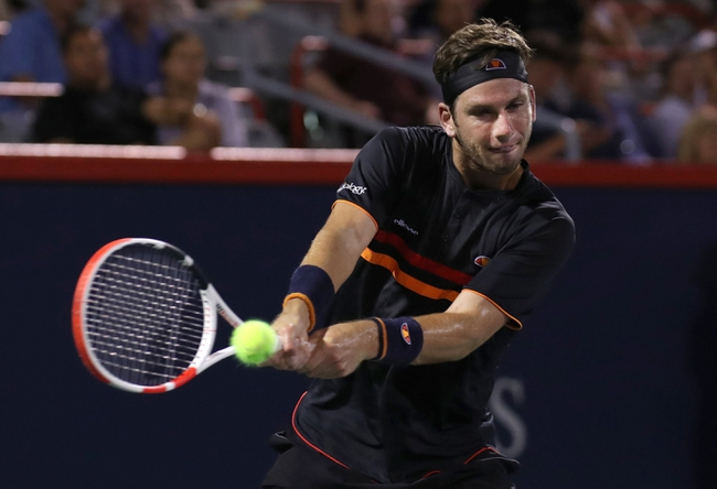 Jason Jung vs. Cameron Norrie - 2/13/2020 New York Open Tennis Pick, Odds, and Prediction