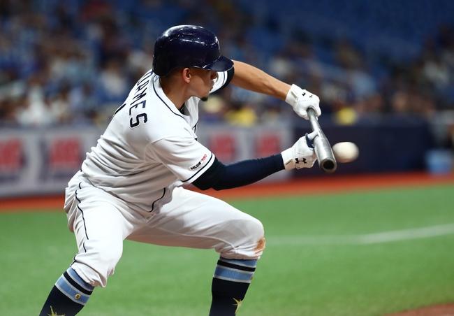 Tampa Bay Rays vs. Toronto Blue Jays - 8/7/19 MLB Pick, Odds, and Prediction