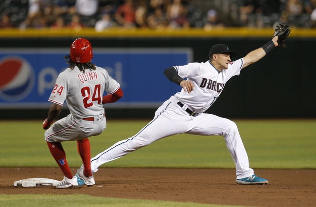 Arizona Diamondbacks vs. Philadelphia Phillies - 8/7/19 MLB Pick, Odds, and Prediction