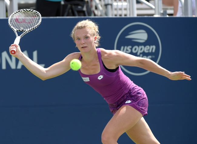 Katerina Siniakova vs. Bernarda Pera - 8/22/19 Bronx Open Tennis Pick, Odds, and Prediction