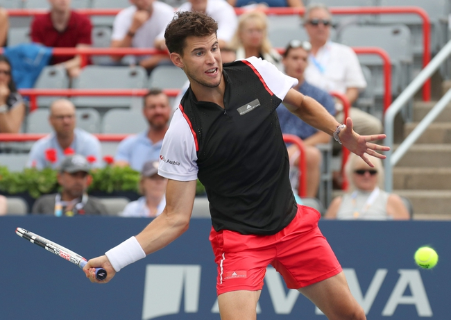 Dominic Thiem vs. Denis Shapovalov - 9/20/19 Laver Cup Tennis Pick, Odds, and Prediction