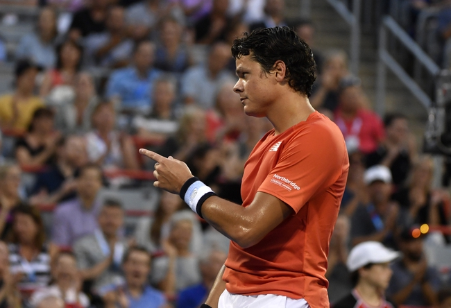 Milos Raonic vs. Andreas Seppi - 2/18/20 Delray Beach Open Tennis Pick, Odds, and Predictions