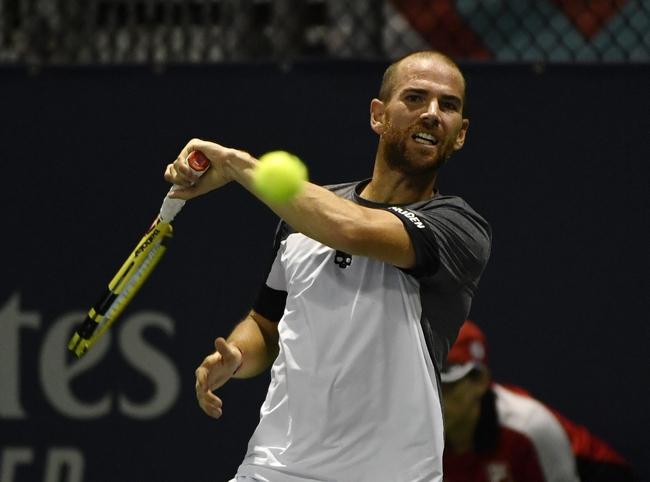 Adrian Mannarino vs. Pablo Carreno Busta - 2/10/2020 Rotterdam Open Tennis Pick, Odds, and Prediction