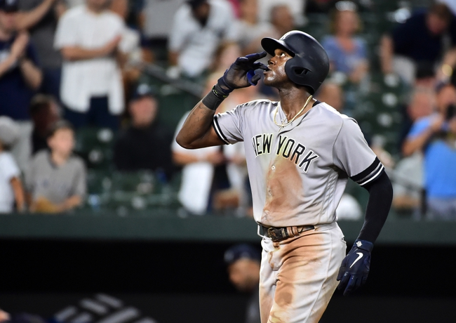 New York Yankees vs. Baltimore Orioles - 8/12/19 MLB Game 2 Pick, Odds, and Prediction