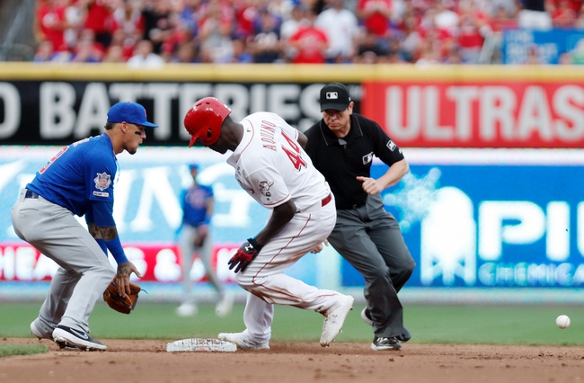Cincinnati Reds vs. Chicago Cubs - 8/9/19 MLB Pick, Odds, and Prediction