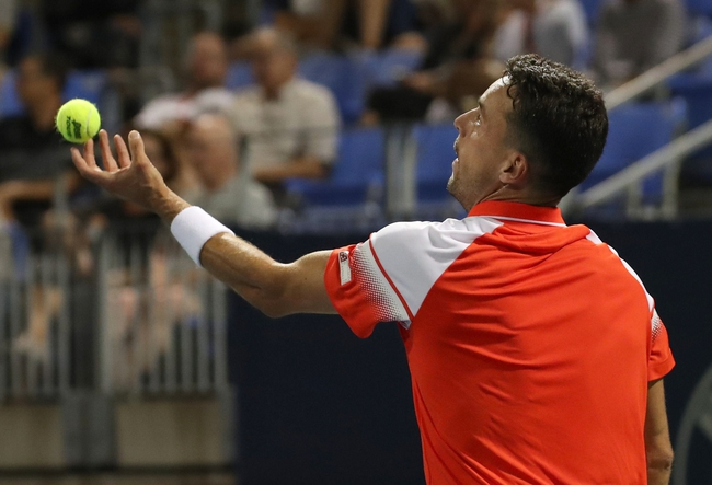 Richard Gasquet vs. Roberto Bautista-Agut - 8/16/19 Cincinnati Open Tennis Pick, Odds, and Prediction