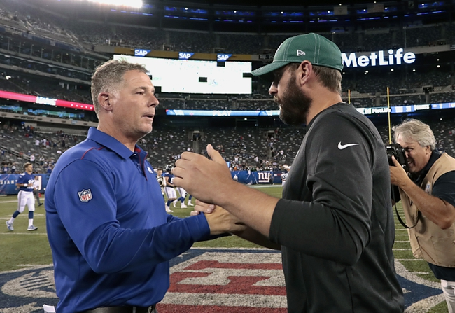 New York Jets vs. New York Giants - 11/10/19 NFL Pick, Odds, and Prediction