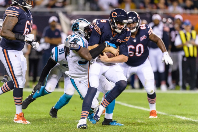 NFL Week 6 Picks: Carolina Panthers vs Chicago Bears Predictions 10/18/20
