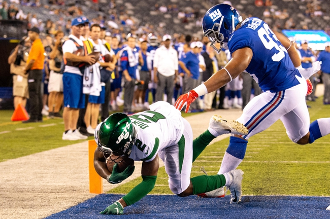 New York Giants at New York Jets - 11/10/19 NFL Pick, Odds, and Prediction