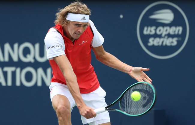 Alexander Zverev vs. Andrey Rublev - 1/27/20 Australian Open Tennis Pick, Odds, and Prediction