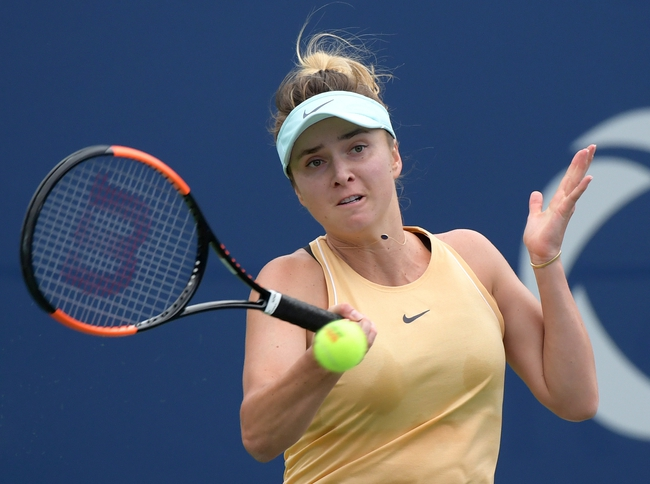 Elina Svitolina vs. Whitney Osuigwe - 8/26/19 US Open Tennis Pick, Odds, and Prediction