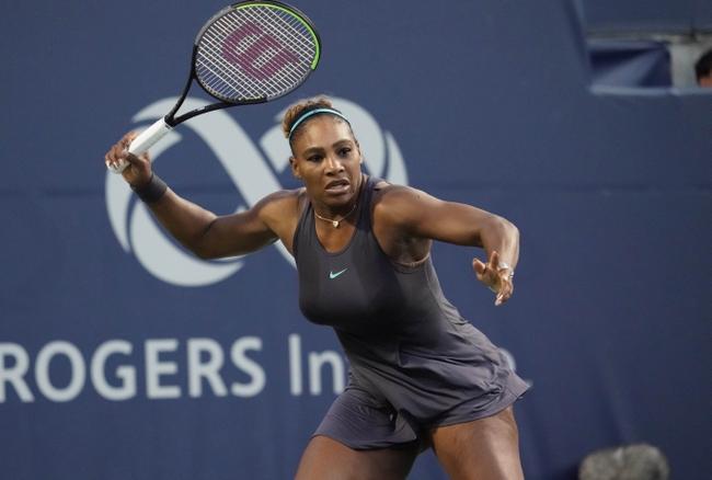 Serena Williams vs. Marie Bouzkova - 8/10/19 Rogers Cup Tennis Pick, Odds, and Prediction