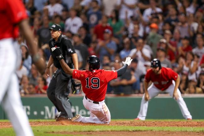 Boston Red Sox vs. Los Angeles Angels - 8/10/19 MLB Pick, Odds, and Prediction