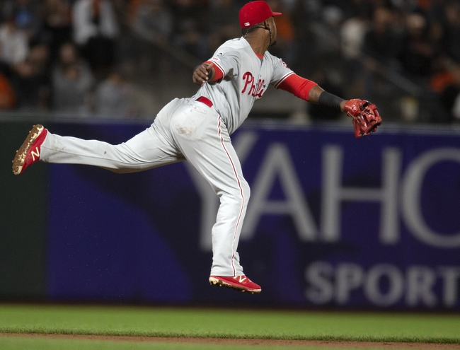 San Francisco Giants vs. Philadelphia Phillies - 8/10/19 MLB Pick, Odds, and Prediction