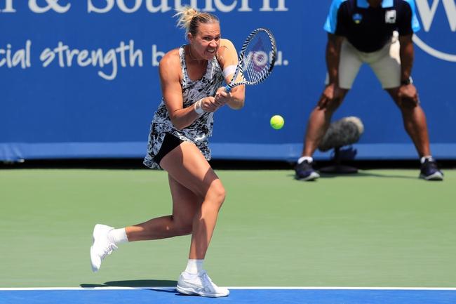 Petra Martic vs. Barbora Strycova - 2/19/20 Dubai Open Tennis Pick, Odds, and Predictions