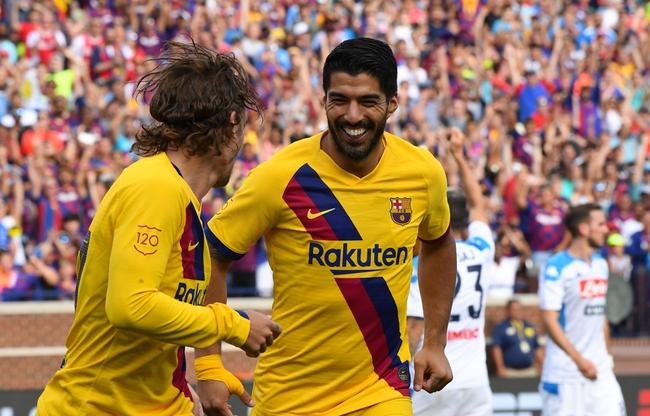 FC Barcelona vs. Sevilla - 10/6/19 La Liga Soccer Pick, Odds, and Prediction