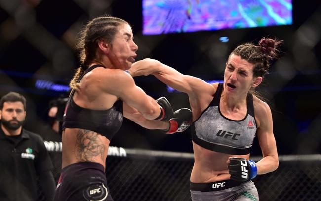 Carla Esparza vs. Marina Rodriguez  - 7/25/20 UFC on ESPN 14 Pick and Prediction
