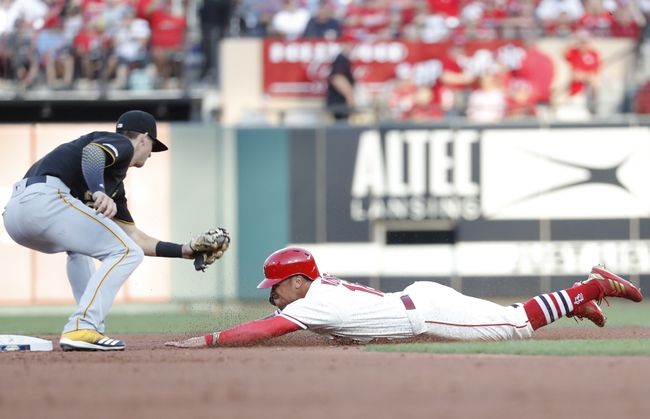 St. Louis Cardinals vs. Pittsburgh Pirates - 8/11/19 MLB Pick, Odds, and Prediction